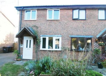 Thumbnail 2 bed semi-detached house for sale in Fleetwind Drive, Northampton