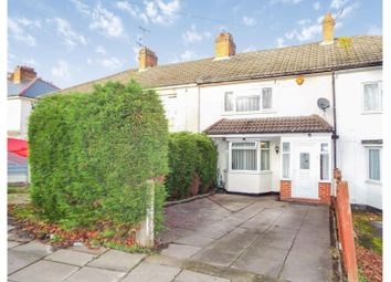 3 bed terraced house for sale in Pendeen Road, Birmingham B14