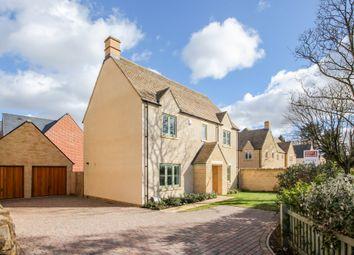 Thumbnail 4 bed detached house for sale in Upper Rissington, Cheltenham