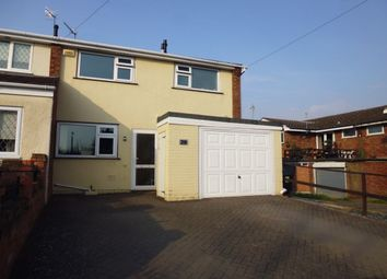 Thumbnail 3 bed terraced house for sale in Baynham Drive, Worcester