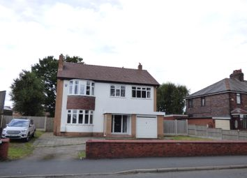 Thumbnail 3 bed detached house for sale in Lunts Heath Road, Widnes
