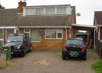Thumbnail 3 bed bungalow for sale in Fairfield Close, Little Plumstead, Norwich