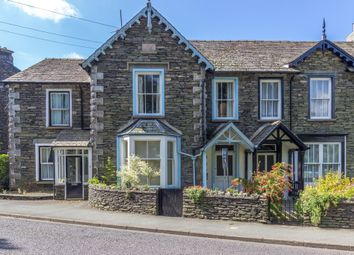 Thumbnail 3 bed terraced house for sale in Wynlass Mews, Ambleside Road, Windermere