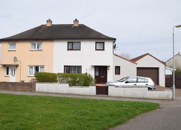 Thumbnail 4 bed semi-detached house for sale in Fulmar Road, Elgin