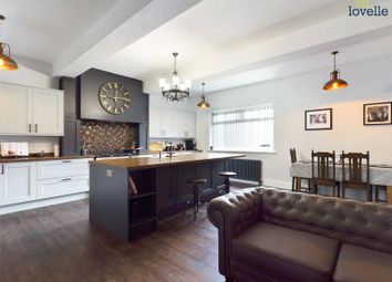 Thumbnail 4 bed semi-detached house for sale in Magna Mile, Ludford, Market Rasen