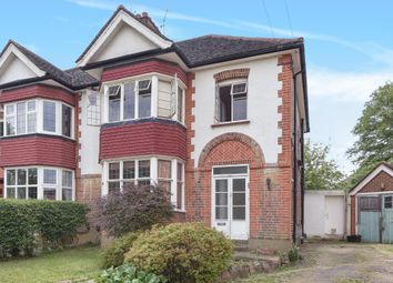 Thumbnail 3 bed semi-detached house for sale in Singleton Scarp, Woodside Park