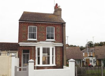 Thumbnail 3 bed detached house for sale in Gordon Road, Ramsgate, Kent