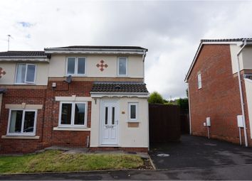 Thumbnail 3 bed semi-detached house for sale in Beacon Grove, Oldham