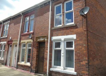 Thumbnail 2 bed flat for sale in Clifton Avenue, Wallsend