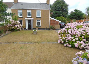 Thumbnail 3 bed semi-detached house for sale in Y Derwydd, Derwydd, Burry Port
