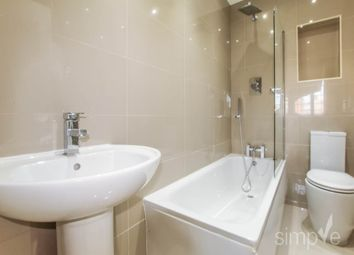 Thumbnail 3 bed flat to rent in Rushdene Crescent, Northolt, Middlesex