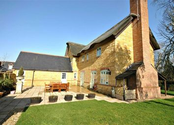 Thumbnail 4 bed detached house for sale in Turners Farm Close, Hannington, Northampton