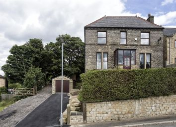 Thumbnail 4 bed detached house for sale in Highfield Lane, Huddersfield