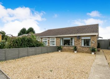 Thumbnail 2 bed semi-detached bungalow for sale in Russett Avenue, Needingworth, St. Ives, Huntingdon