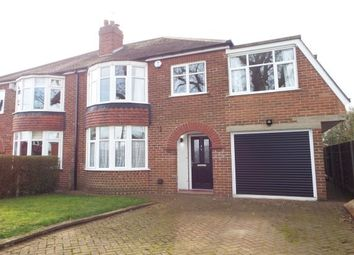 Thumbnail 4 bedroom property to rent in Spring Lane, Doncaster