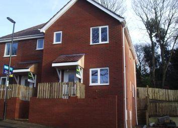 Thumbnail 3 bed semi-detached house for sale in Parklands, Southampton