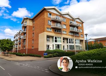 Thumbnail 2 bedroom flat for sale in Taliesin Court, Chandlery Way, Cardiff