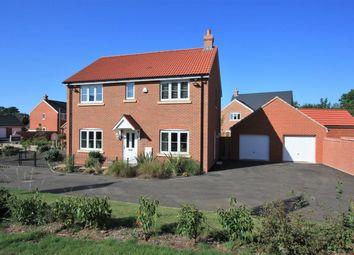 Thumbnail 4 bed detached house for sale in Barrington Park, Shrivenham