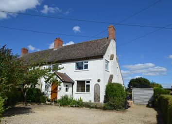 Thumbnail 3 bed semi-detached house for sale in Akeman Street, Combe, Witney