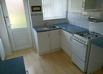 Thumbnail 3 bedroom property to rent in Wallace Road, Bilston
