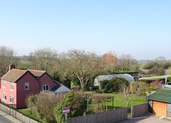Thumbnail 4 bed detached house for sale in Back Road, Hintlesham, Ipswich