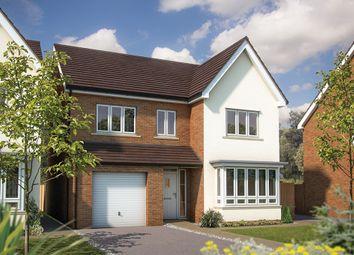 "Thumbnail 4 bedroom detached house for sale in ""The Alder"" at Mcnamara Street, Longhedge, Salisbury"