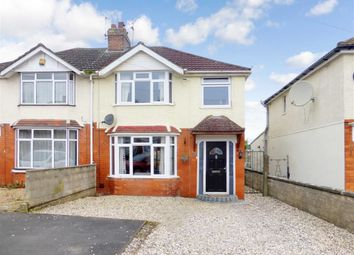 Thumbnail 3 bed semi-detached house to rent in Hillside Avenue, Old Town, Swindon