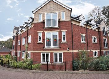Thumbnail 2 bed flat for sale in Chestnut Gardens, Leeds