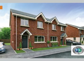 Thumbnail 3 bed semi-detached house for sale in The Hamptons, Ballyhampton Road, Larne