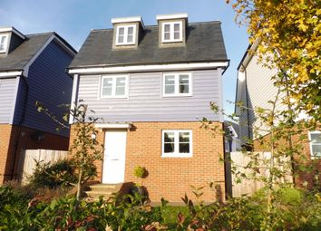 Thumbnail 4 bed property to rent in Carmelite Road, Aylesford