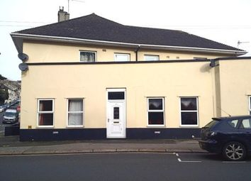 Thumbnail 1 bed flat to rent in St Levan Road, Plymouth