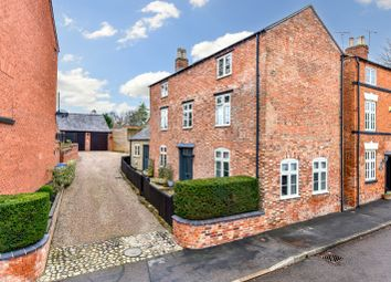 Thumbnail 3 bed detached house for sale in Uppingham Road, Billesdon, Leicestershire