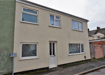 Thumbnail 2 bed terraced house for sale in Cleveland Street, Exeter