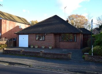 Thumbnail 3 bed detached bungalow for sale in Rochester Grove, Fleet