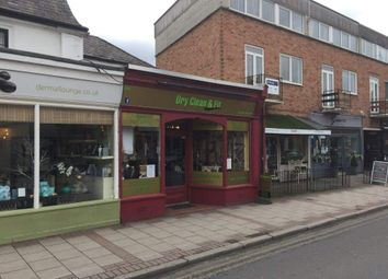 Thumbnail Retail premises for sale in Church Street, Weybridge