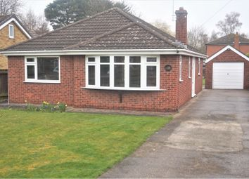 Thumbnail 2 bed detached bungalow for sale in Carlton Road, Healing