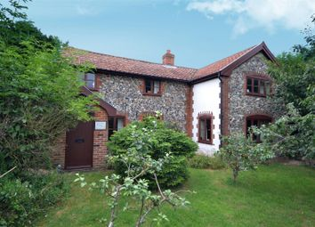 Thumbnail 4 bed cottage for sale in High Starlings, Banham, Norwich