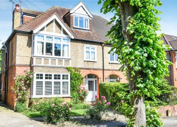 Thumbnail 4 bed flat for sale in Murray Road, Northwood, Middlesex