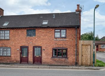 Thumbnail 2 bed end terrace house to rent in Station Road, Studley, Warwickshire