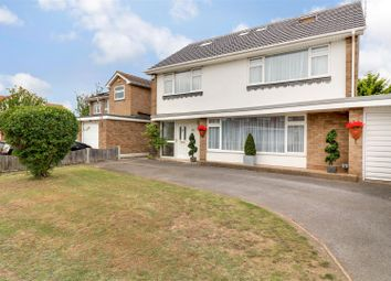Thumbnail 5 bed property for sale in Burges Road, Southend-On-Sea