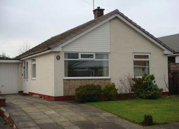 Thumbnail 2 bed bungalow to rent in Euxton Close, Seddons Farm, Bury