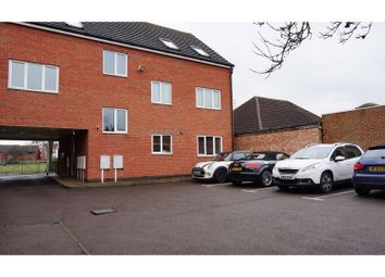 Thumbnail 1 bed flat for sale in 91 St. Peters Street, Syston