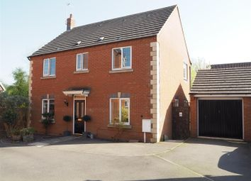 Thumbnail 4 bed detached house for sale in Syerston Way, Coddington, Newark