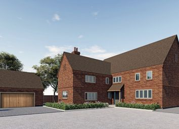 Thumbnail 5 bed detached house for sale in Quarry Lane, Snarestone, 7