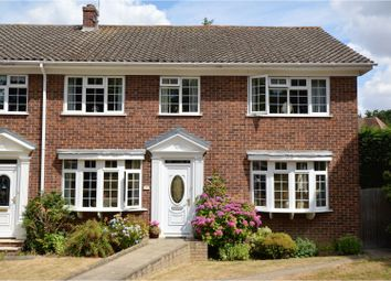 Thumbnail 5 bed end terrace house for sale in Home Meadows, Billericay