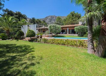 Thumbnail Villa for sale in Spain, Mallorca, Pollença