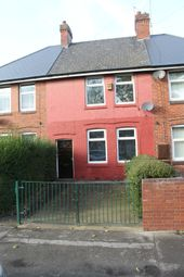 Thumbnail 2 bed terraced house to rent in Bracken Road, Sheffield