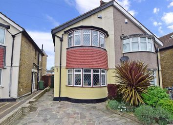 Thumbnail 3 bed semi-detached house for sale in Lyme Road, Welling, Kent