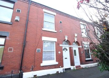 Thumbnail 2 bed terraced house for sale in Heaton Street, Denton, Manchester
