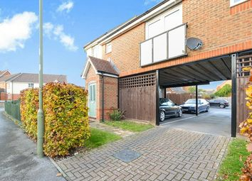 Thumbnail 2 bed flat to rent in Berry Way, Andover